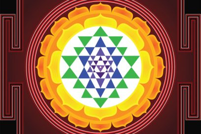 The PINEAL GLAND & symbol of manifestation – The SRI YANTRA