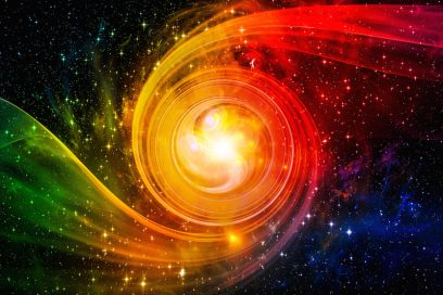 All 9 Solfeggio Frequencies | Positive Healing Energy ➤ Activate Your Divine Concsiousness ⚛