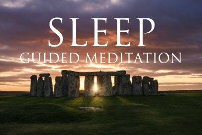 SLEEP DEEPLY: Guided Meditation, Sleep Music, Delta Waves, Relaxing Music, Insomnia ☯