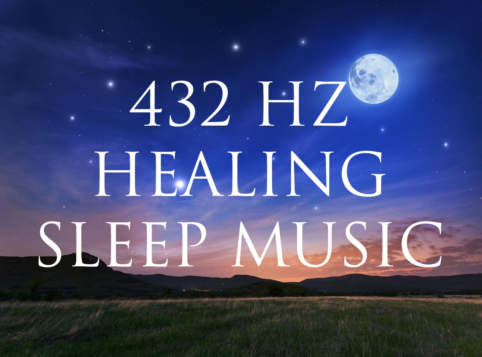 432 Hz Healing Sleep Music ➤ Awakening Inner Strength